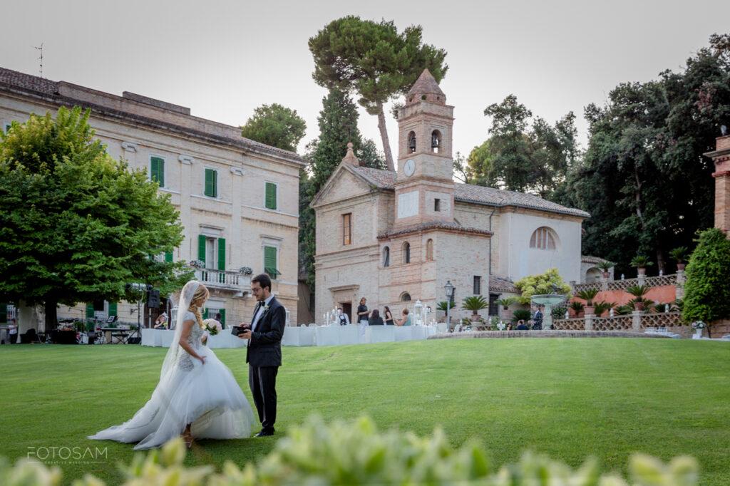sposarsi in una dimora storica