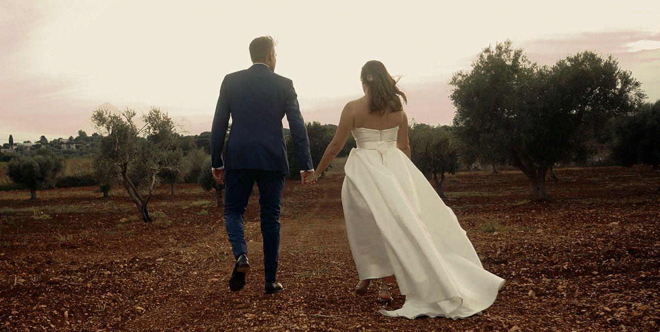 il video di nozze