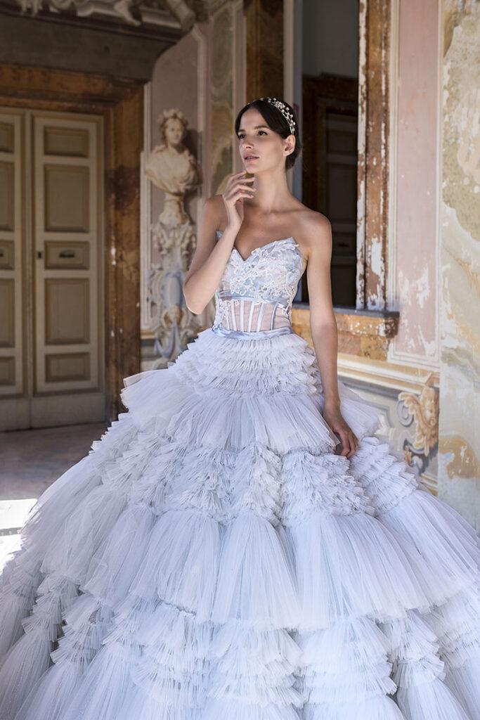 abiti da sposa Emiliano Bengasi