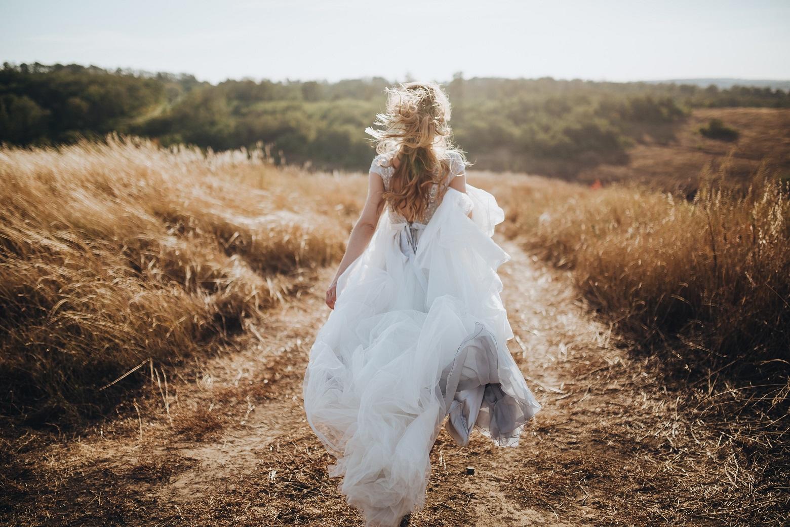 l'acconciatura della sposa
